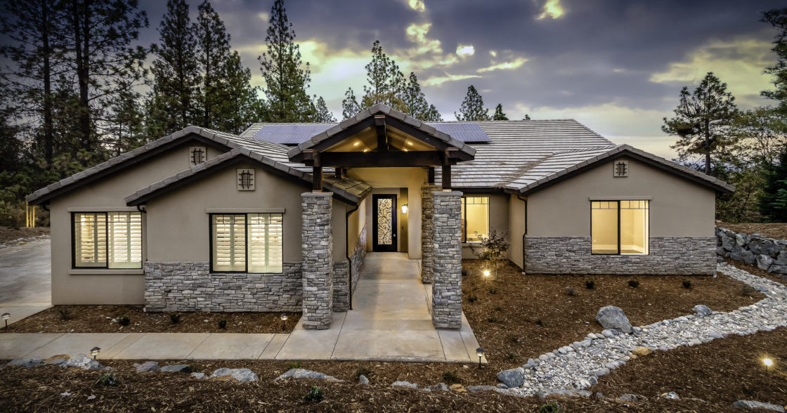 We Design And Build Custom Homes Sherman Homes Construction